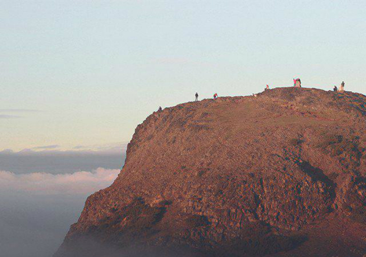 A Brief History of Arthur's Seat
