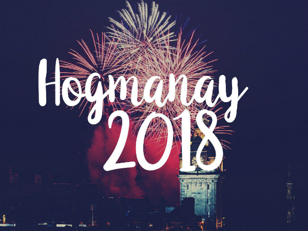 Your Official Guide to Edinburgh's Hogmanay 2018