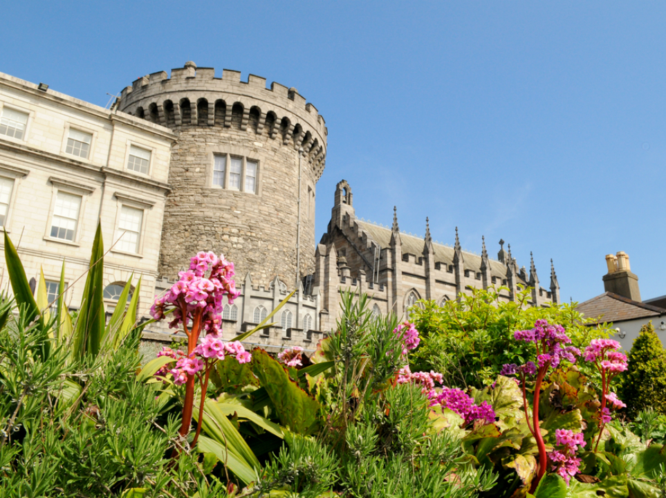 A Brief History of Dublin Castle