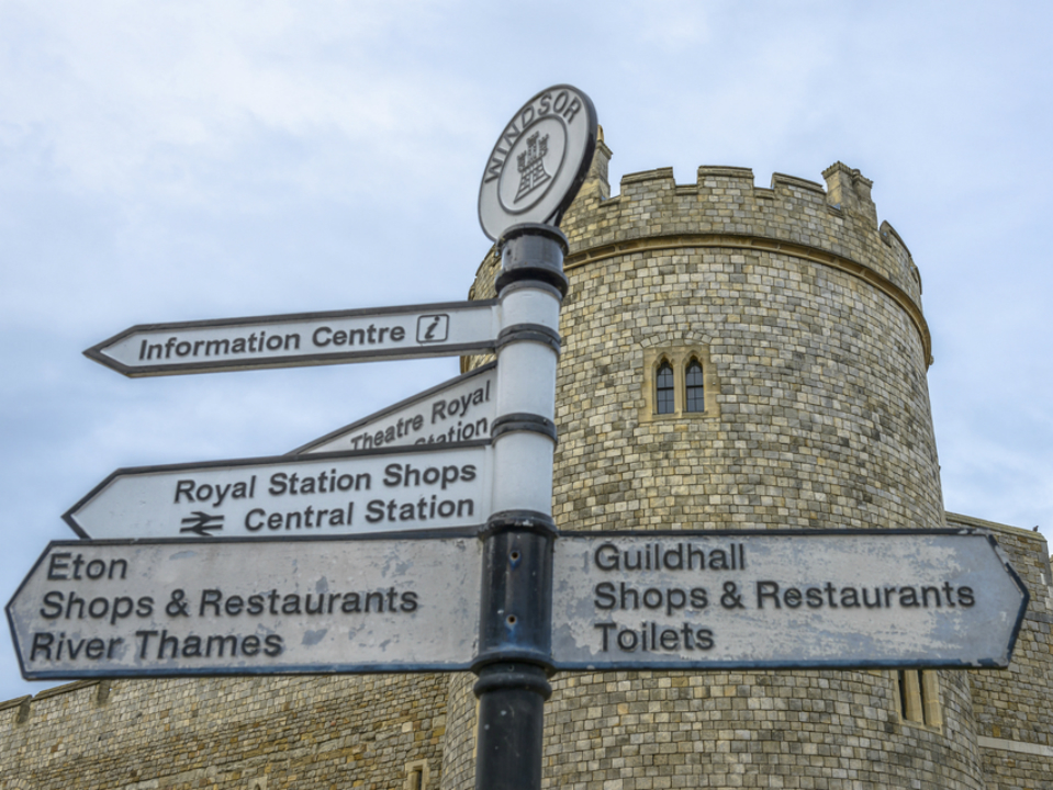 A Brief History of Windsor Castle