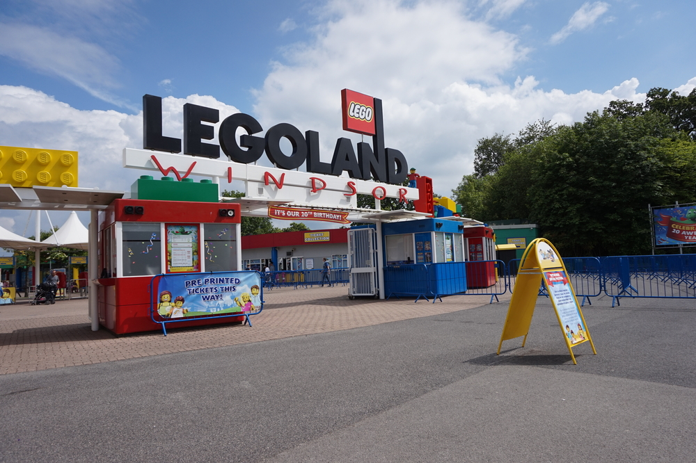 In the Area: LEGOLAND Windsor