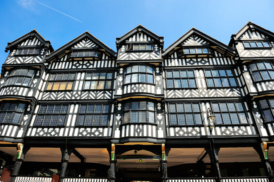 In The Area: The Chester Rows
