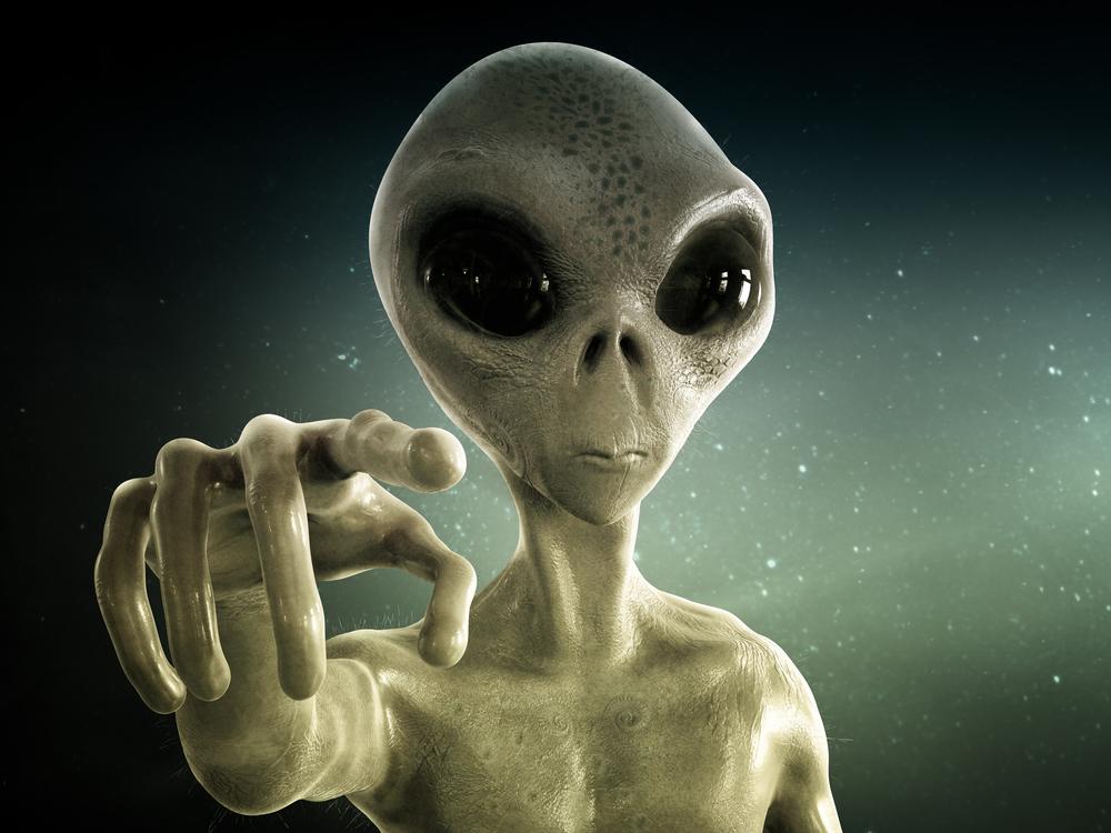 The Bristol alien? Nope - just a hoax!