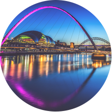 Find things to do in Newcastle