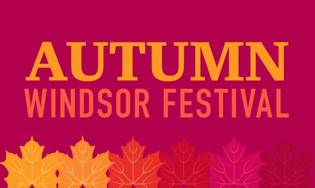 What's On: Windsor Autumn Festival 2018