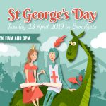 St George's Day celebrations to kick off in Coventry