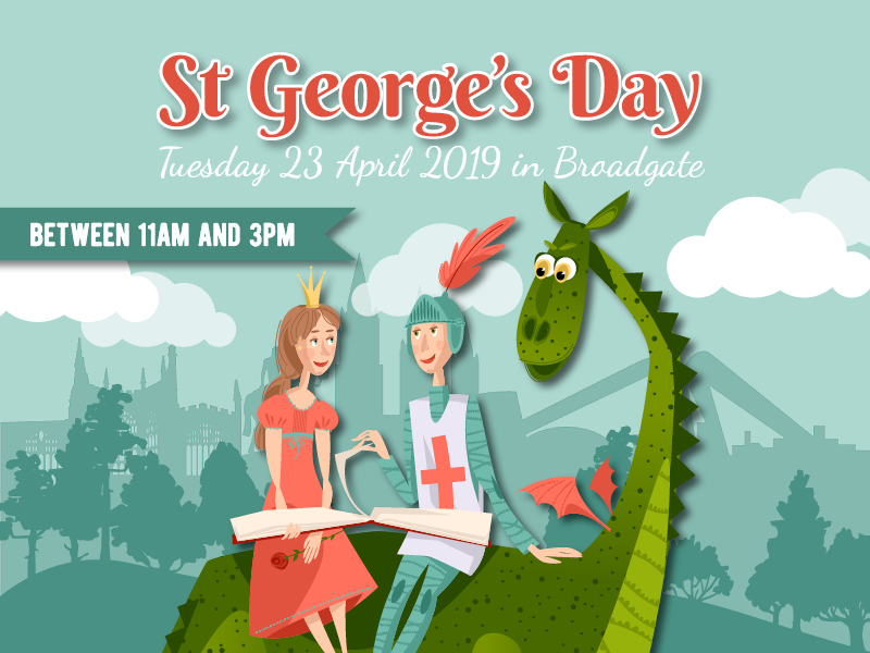 St George's Day in Coventry